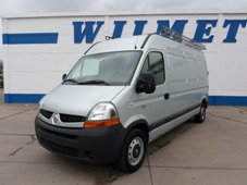 RENAULT MASTER T35 L3H2 DCI 120 FOURGON MAXI