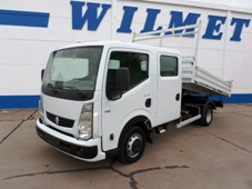 RENAULT MAXITY 130.35 DXI DOUBLE CABINE BENNE BASCULANTE