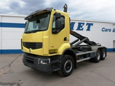 RENAULT LANDER 450.26 DXI 6X4 SYSTEME LEVE CONTAINER