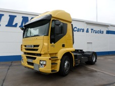 IVECO STRALIS AT 420 EURO 5
