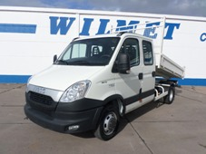 IVECO 35 C 13 D DOUBLE CABINE BENNE – 48.000 KMS